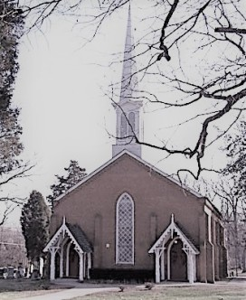 Greenwich Presbyterian Church in Nokesville, Virginia