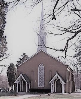 Greenwich Presbyterian Church in Nokesville, Virginia